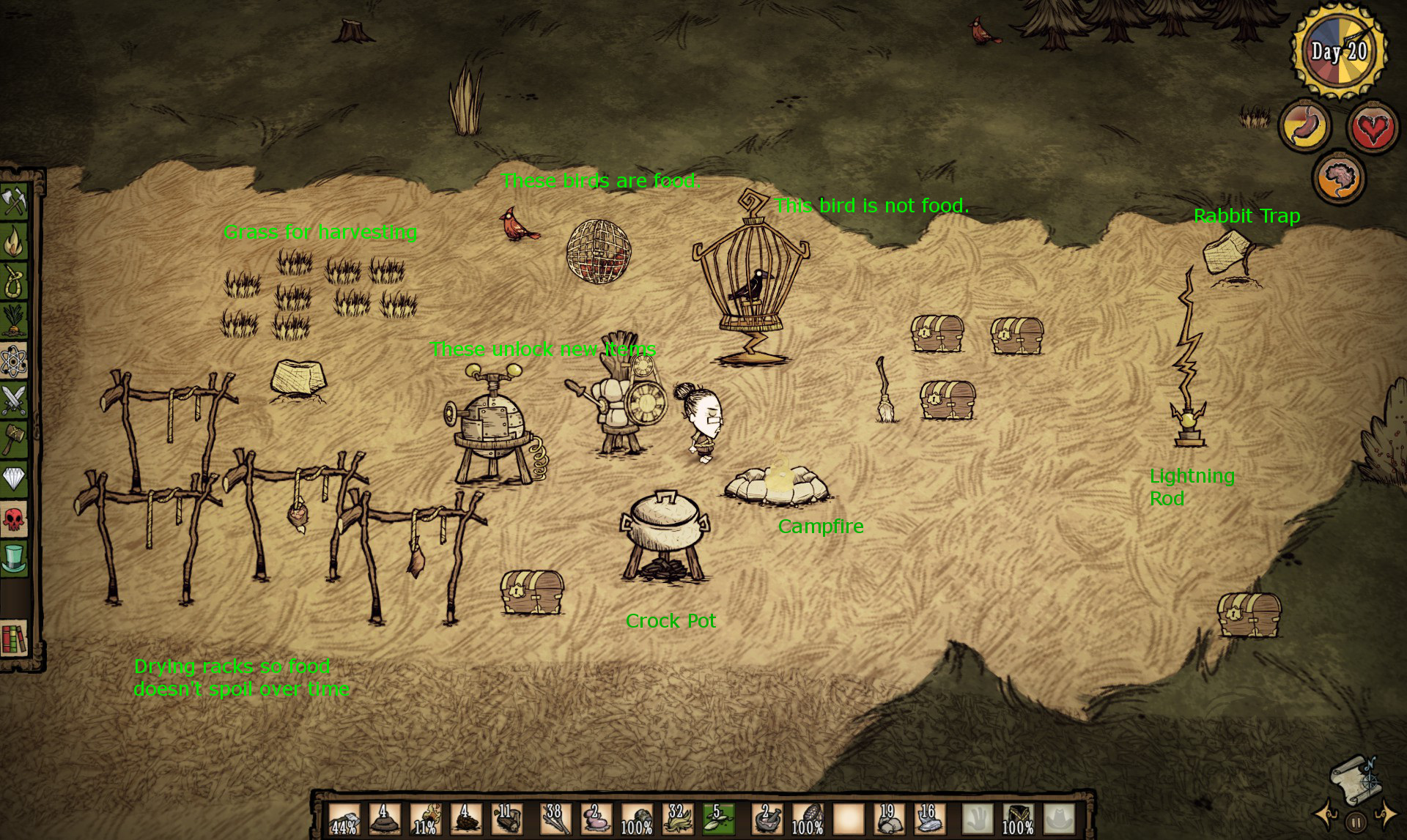 Don't Starve Together: Tips And Tricks