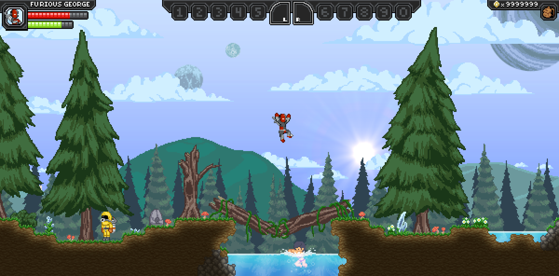 Starbound: How to Find 'Floran Clues'