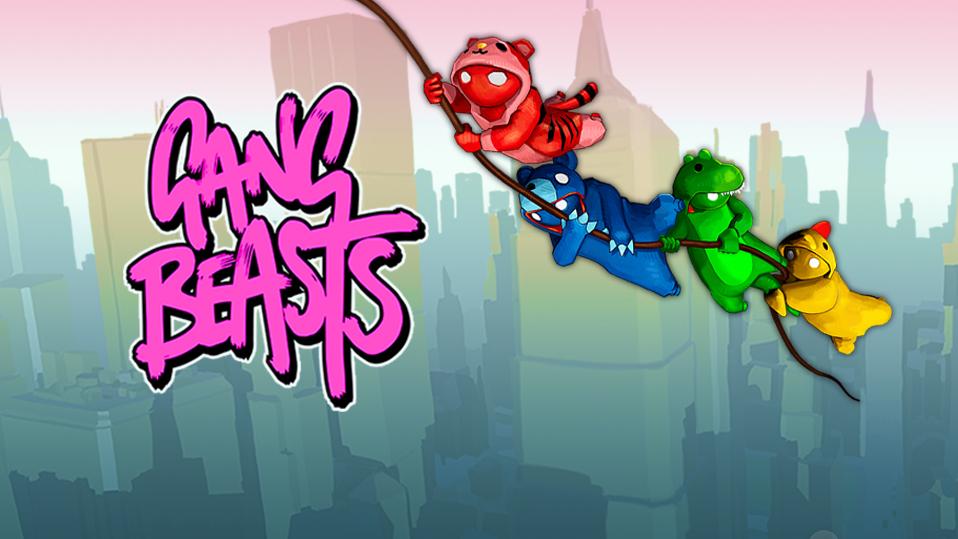 Gang Beasts: Controls