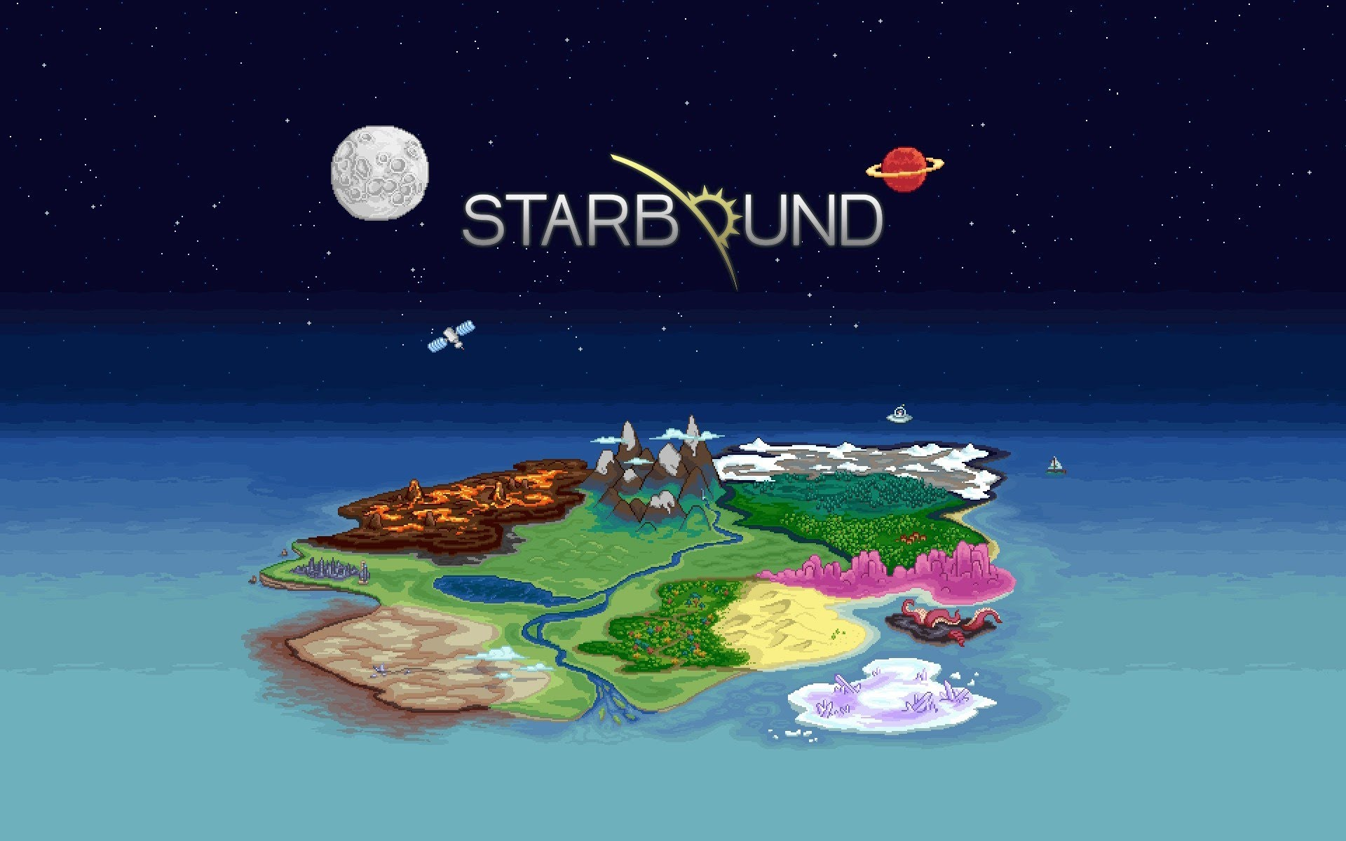 Starbound: How to Find Fuel & Fill Your Ship