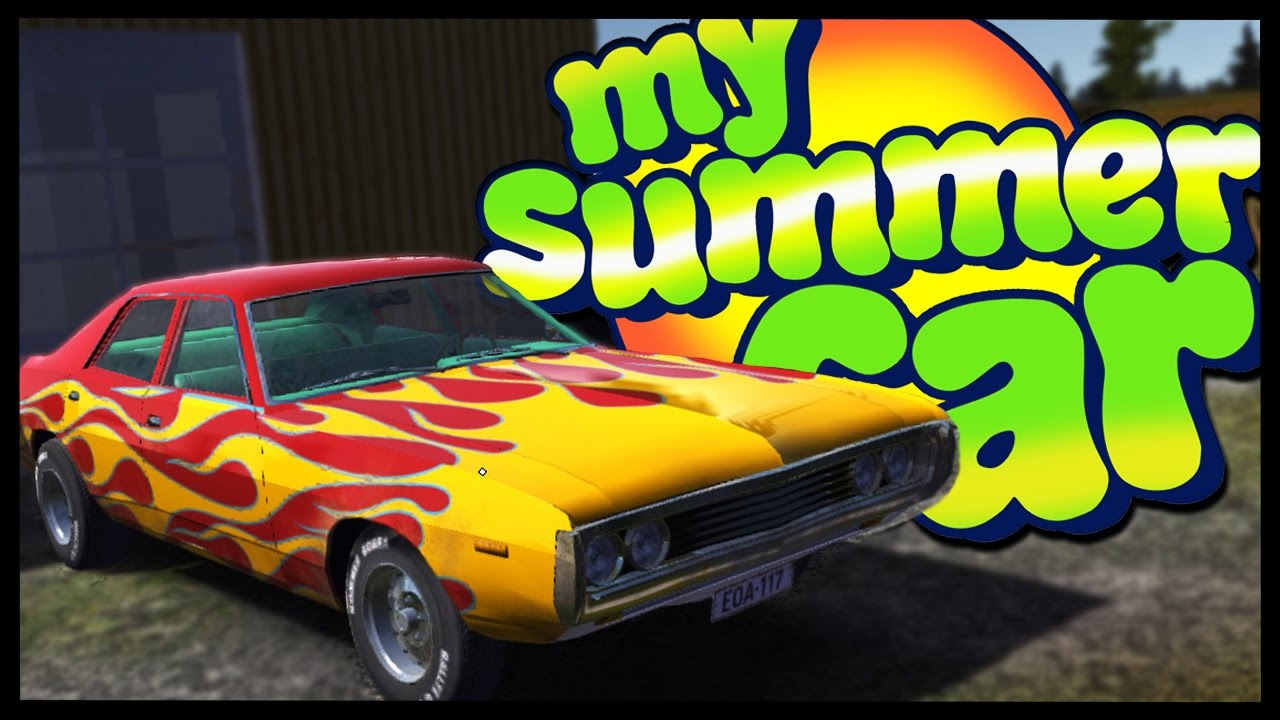 My Summer Car: Cheats & Console Commands