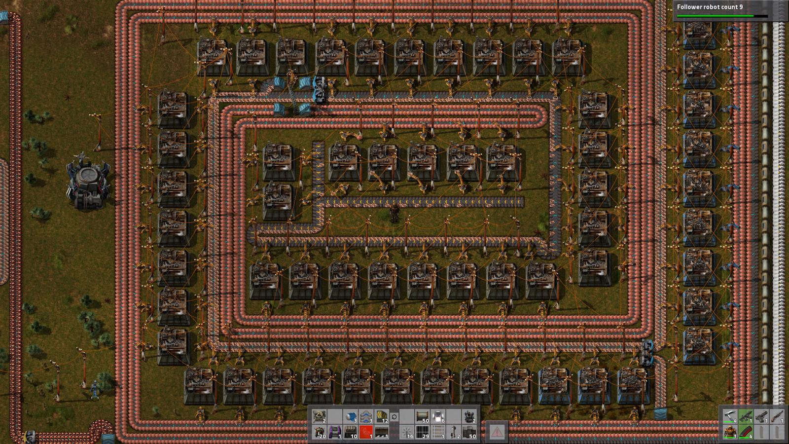 Factorio: Train No Path (Fix)