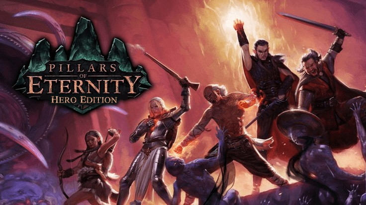 Pillars Of Eternity: Cheats