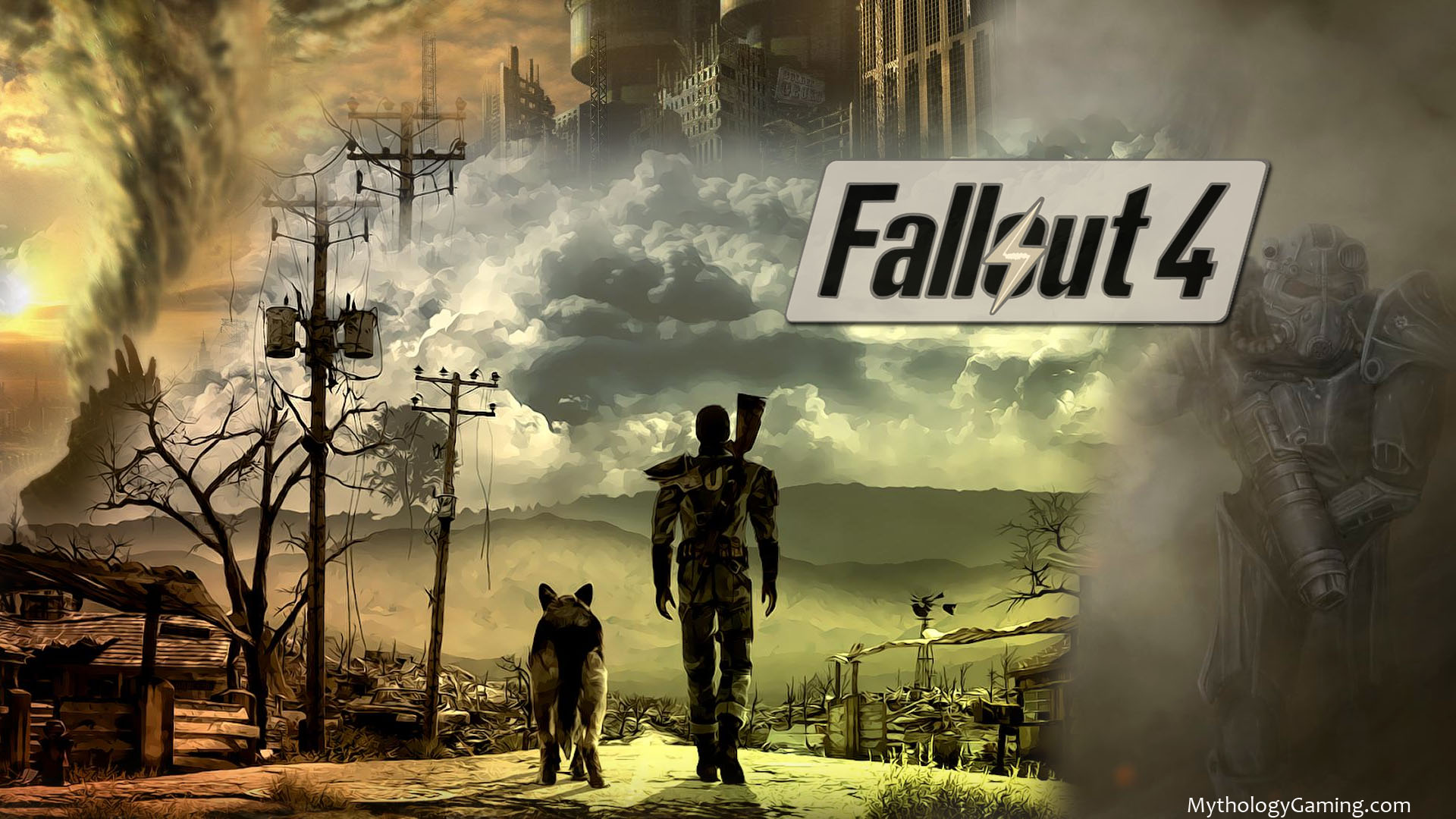 Fallout 4 : All Picket Fences Locations