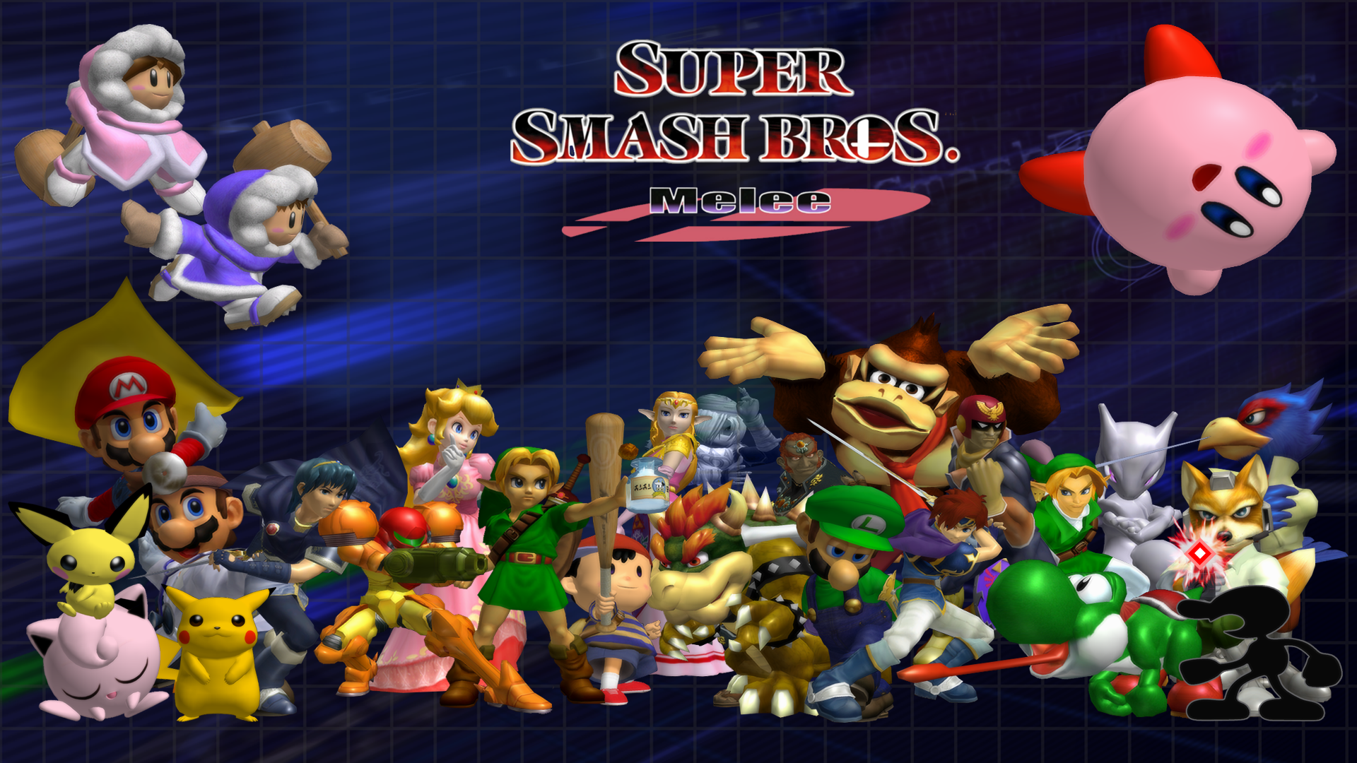 Super Smash Bros Melee (SSBM): Tier List