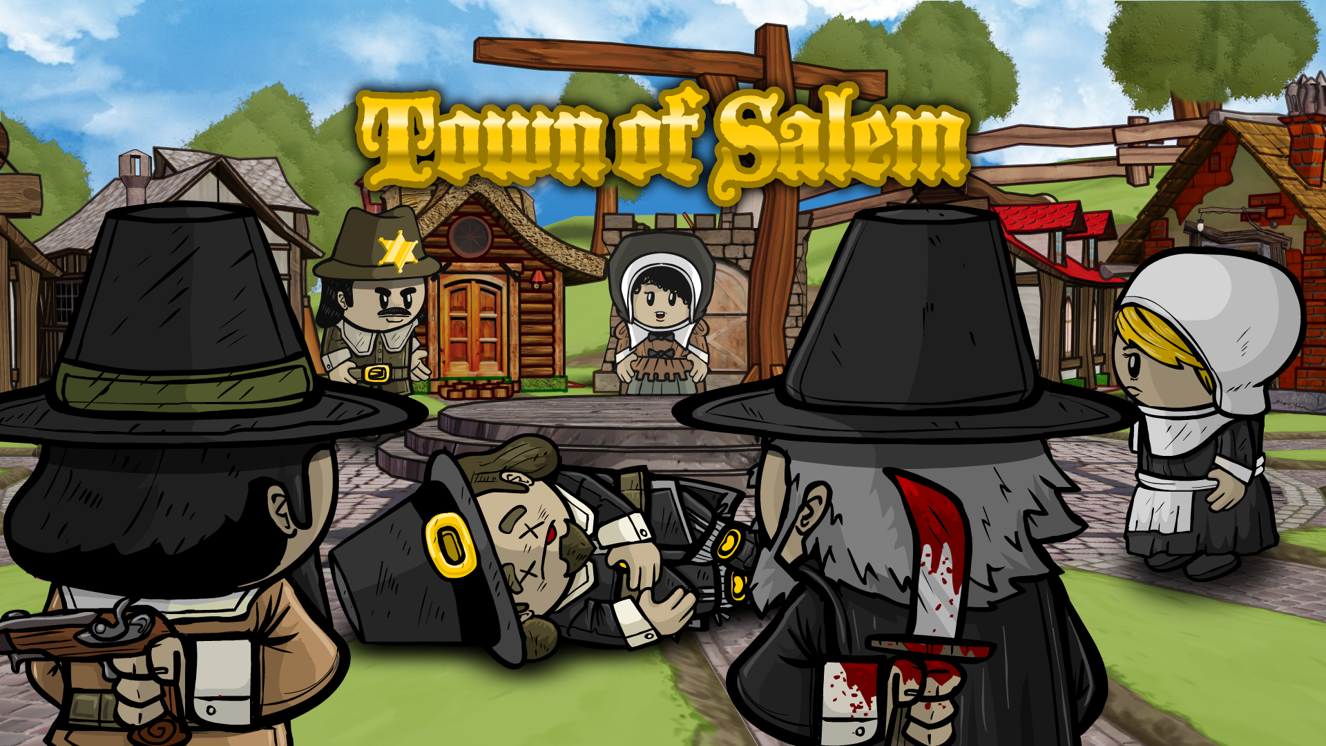 Town of Salem: All Roles
