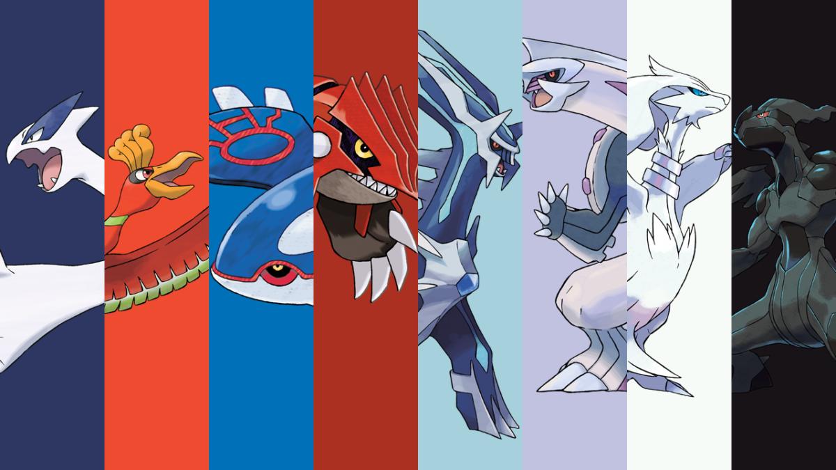 List of tallest Pokémon's in the world