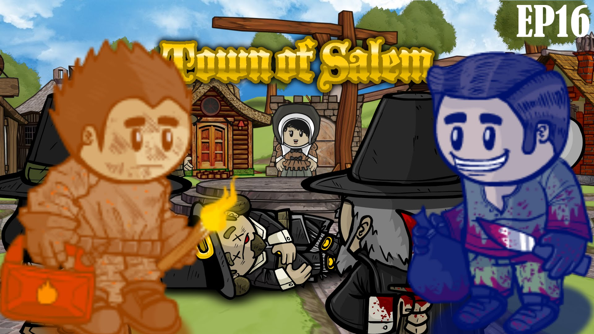 Town Of Salem: Tips & Tricks for Doctor Role