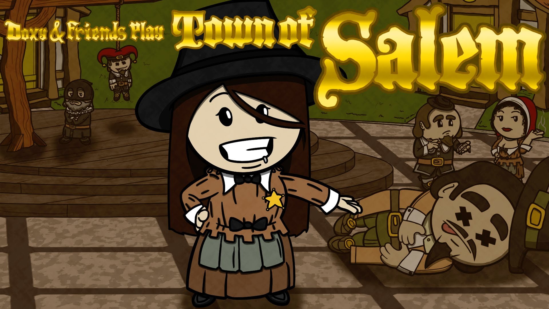 Town of Salem: How to Win as Transporter