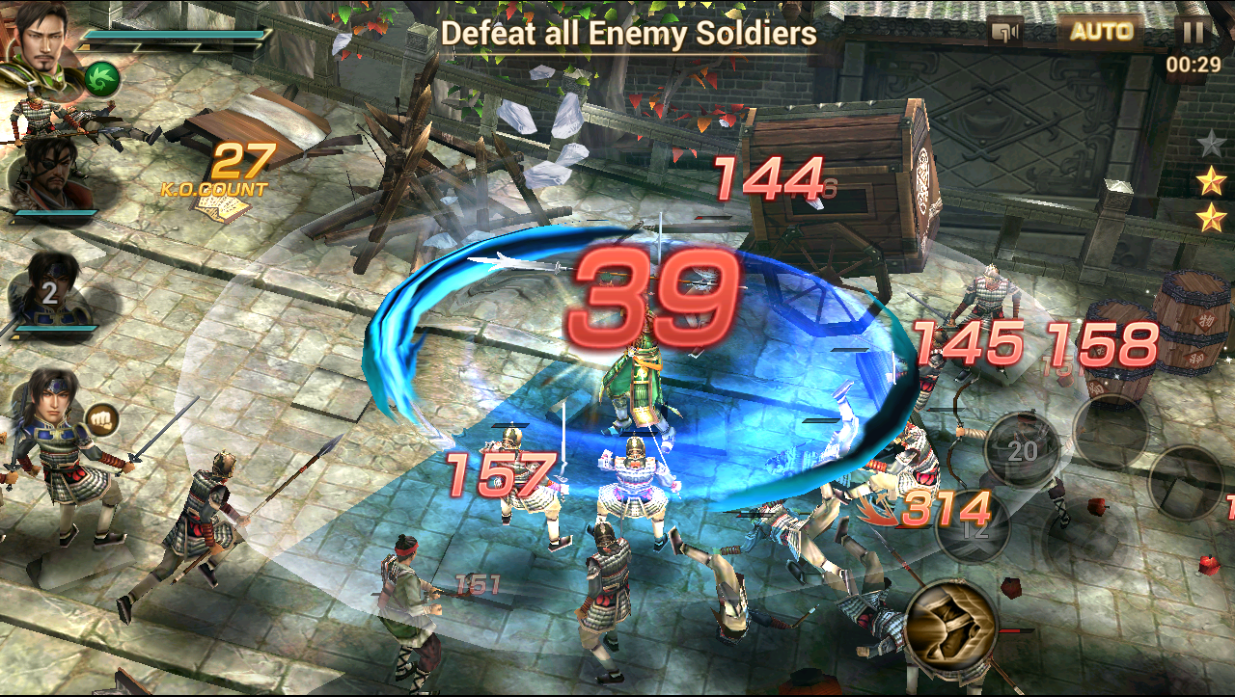 Dynasty Warriors Unleashed: How to Get Legendary Weapons