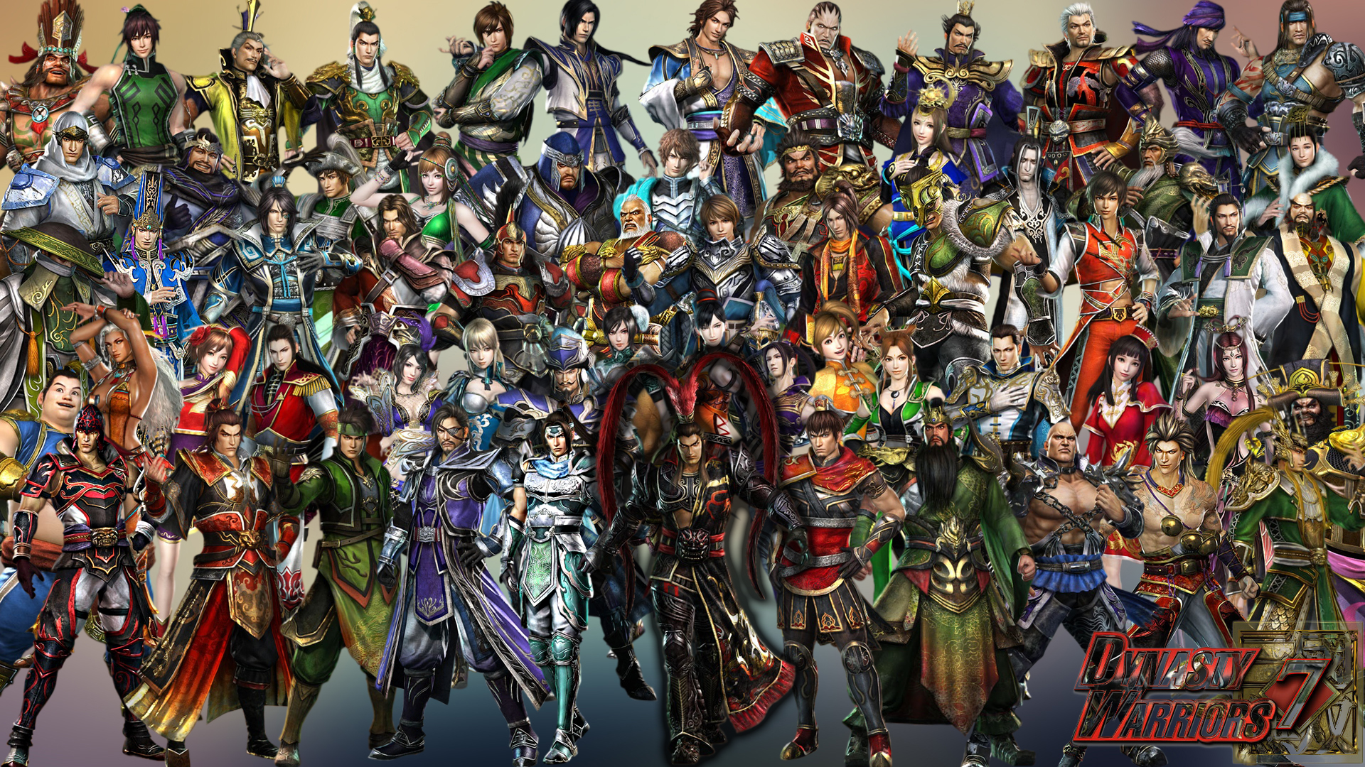 Dynasty Warriors: Unleashed Tier List (Top Characters)
