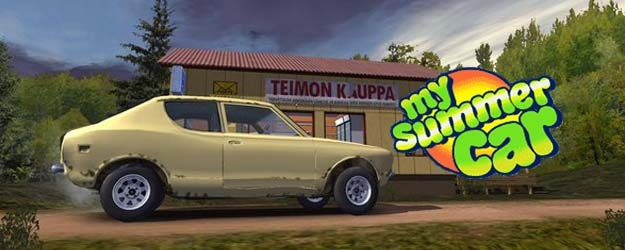 My Summer Car: Save Game (Great Car with lots of Money)