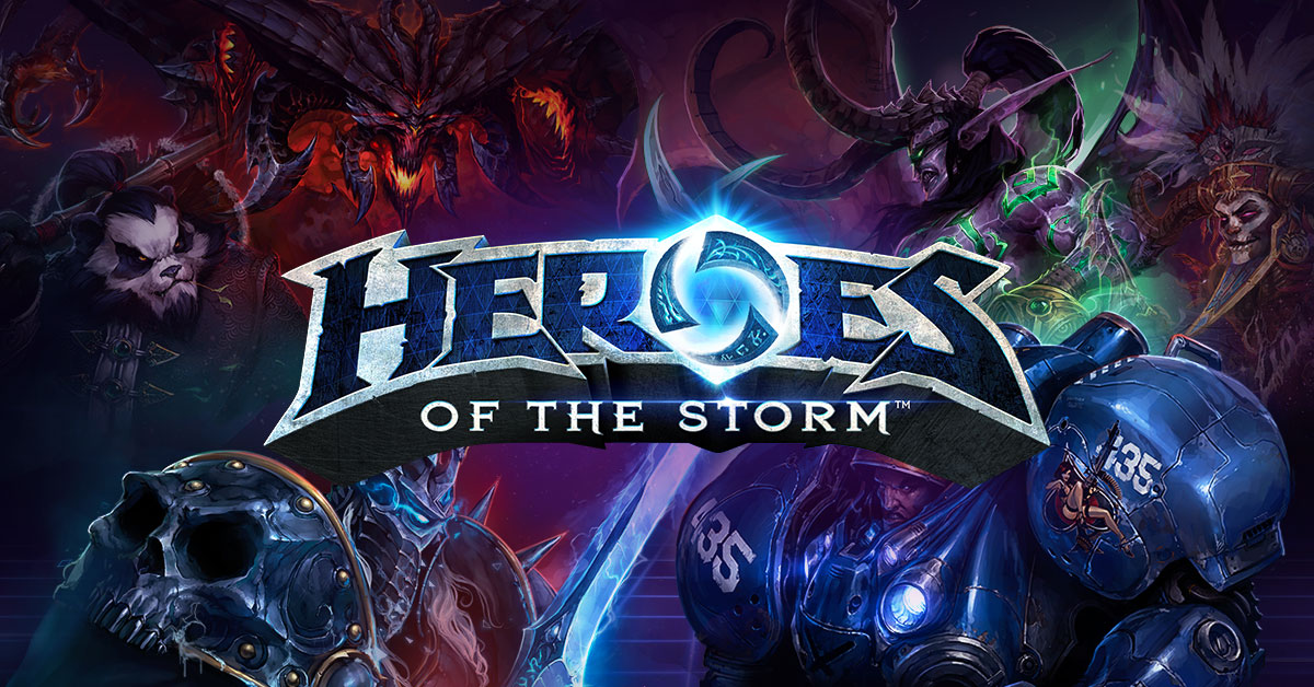Heroes Of The Storm: HOTS Tier List (Top Characters)