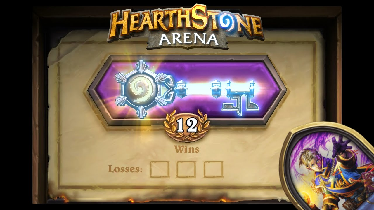 Hearthstone Arena: Tier List