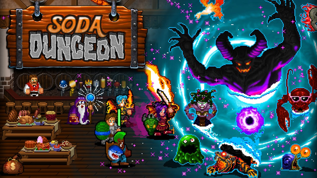 Soda Dungeon: Cheats & Strategy Guide, Tips & Tricks
