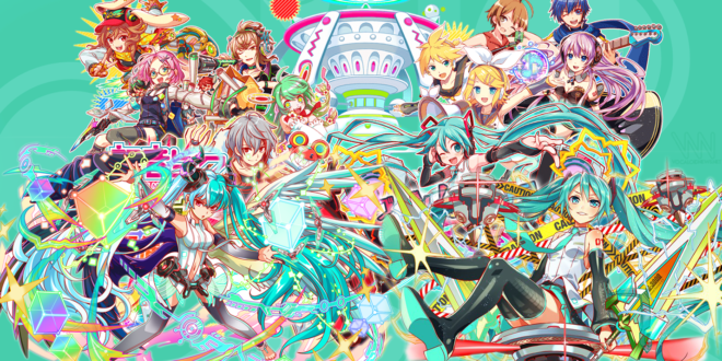 Crash Fever Hatsune Miku Crossover Unit Guide