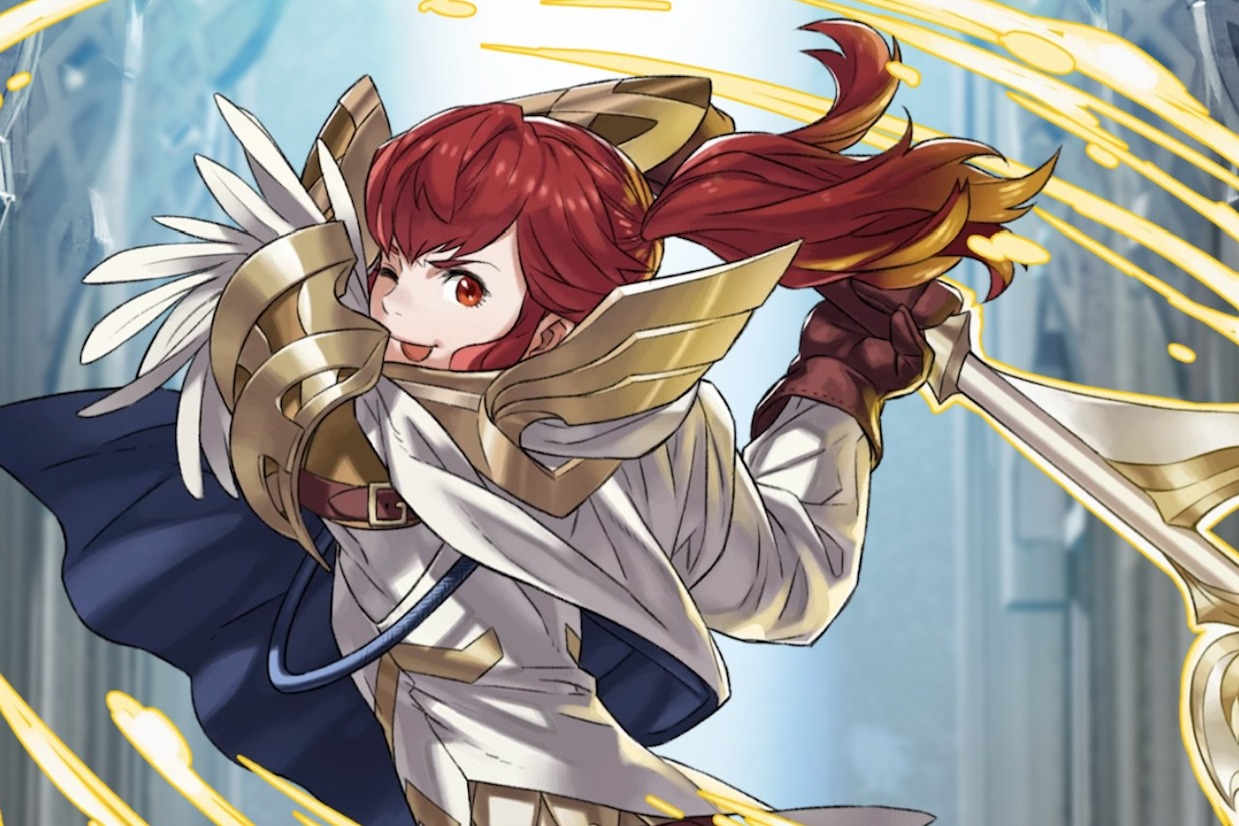 Fire Emblem Heroes   Sophia Guide and Analysis