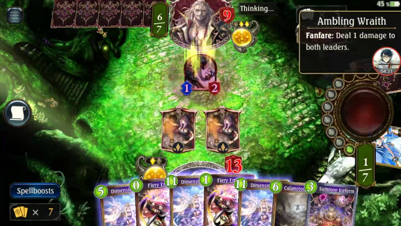 Best Shadowverse Dimension Shift Deck Strategy