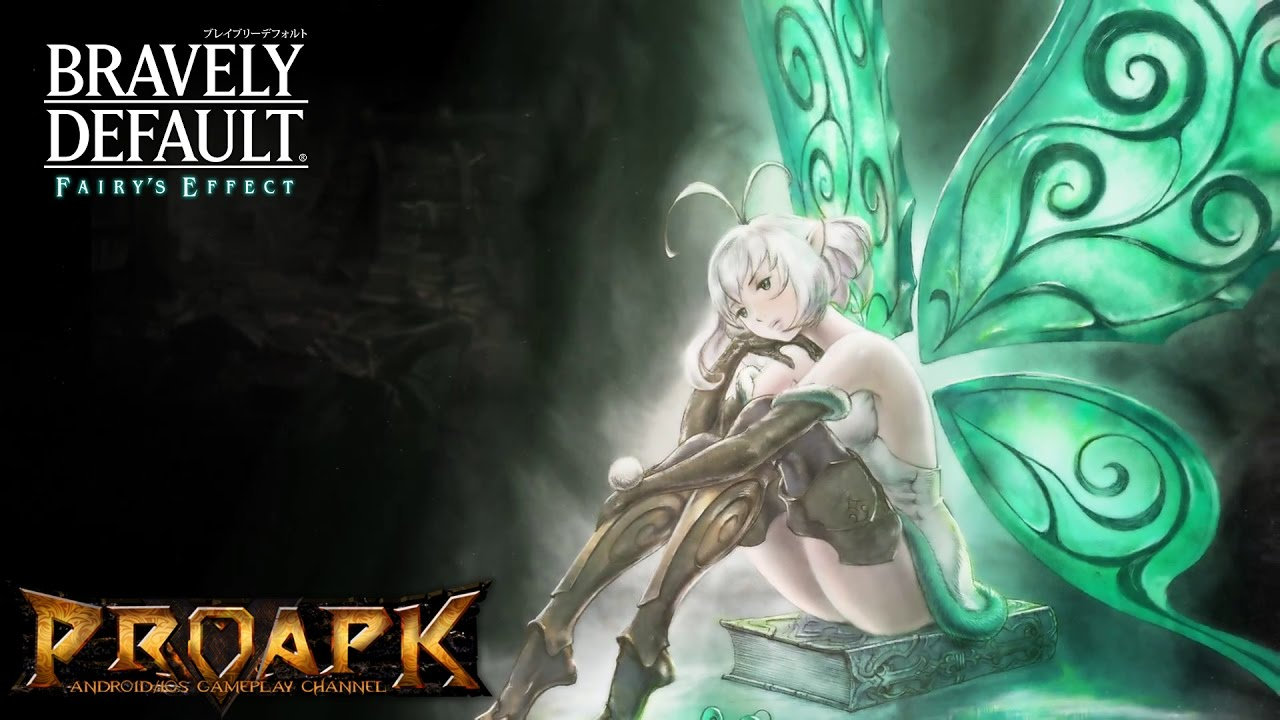 Bravely Default Fairy's Effect Reroll Guide