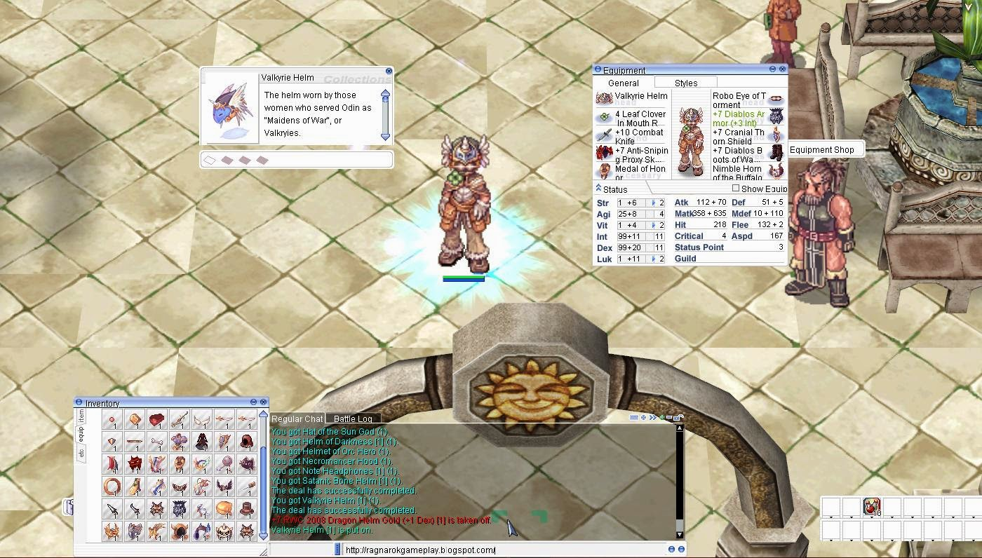 Top 5 Ragnarok Online Quests You Should Be Doing Right Now!