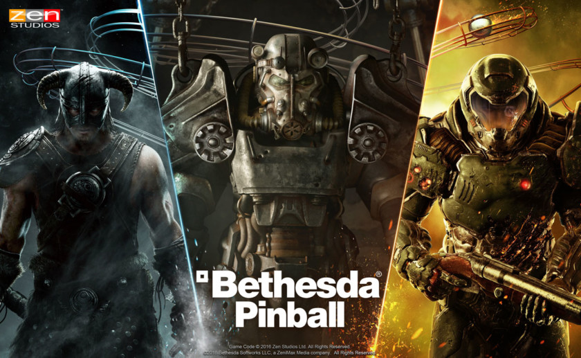 The 5 Best Titles from Bethesda!
