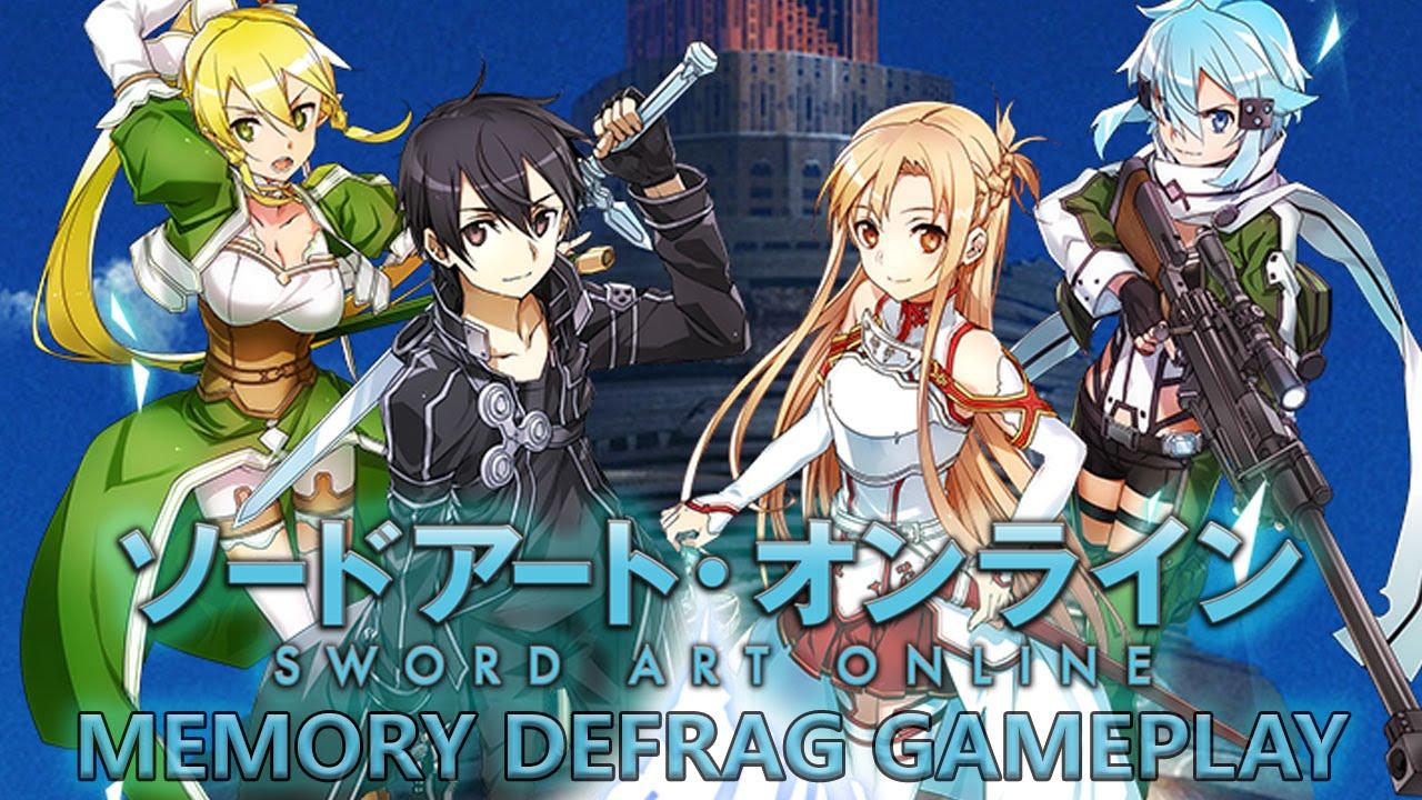 SAO Memory Defrag | The Fairy Daughter Event Guide