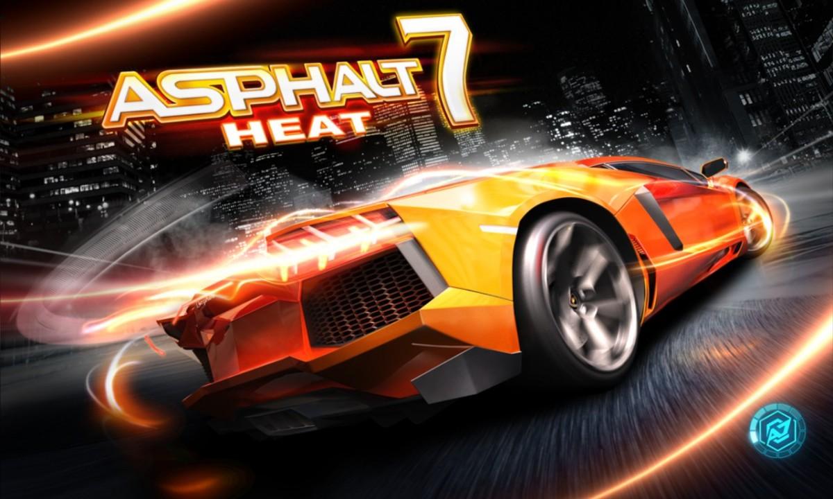 Asphalt 7: Heat Review