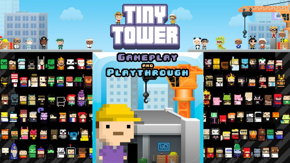 Tiny Tower Review