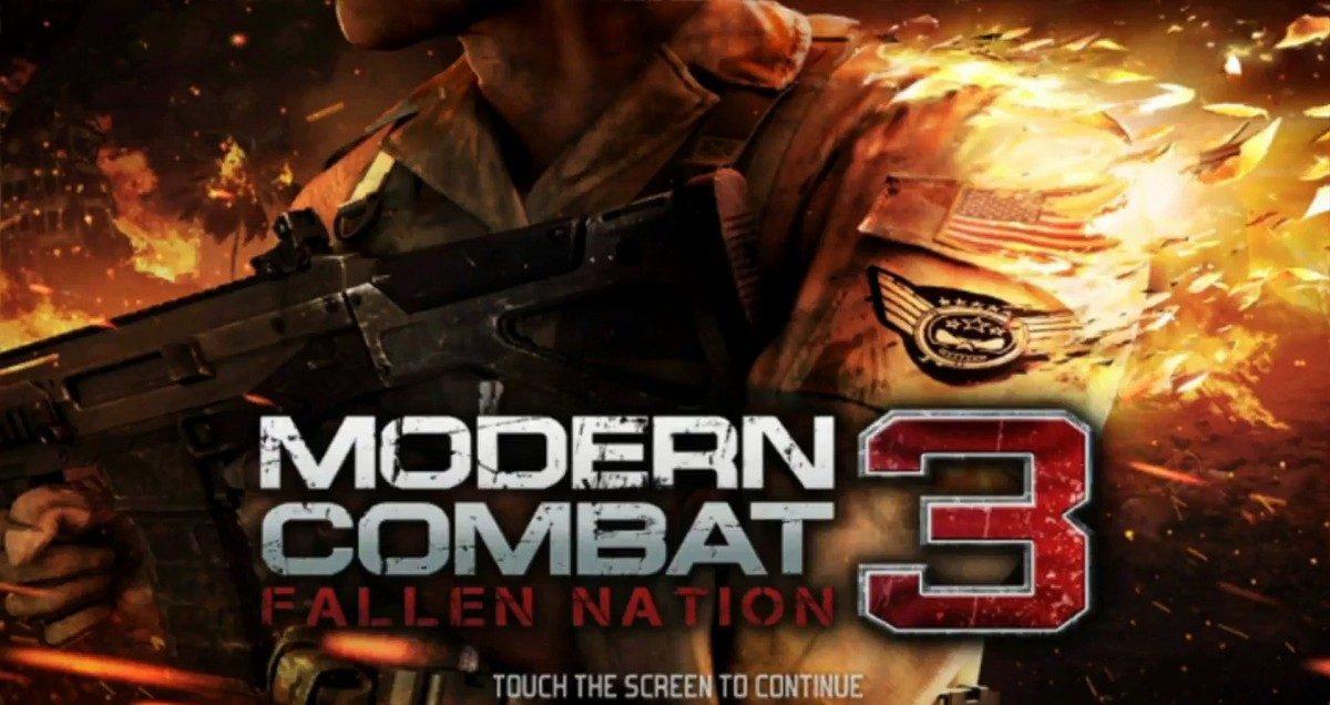 Modern Combat 3: Fallen Nation Review