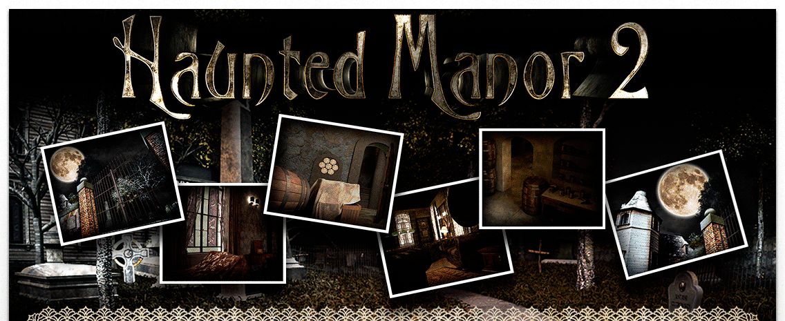 Haunted Manor 2 – The horror behind the mystery Review