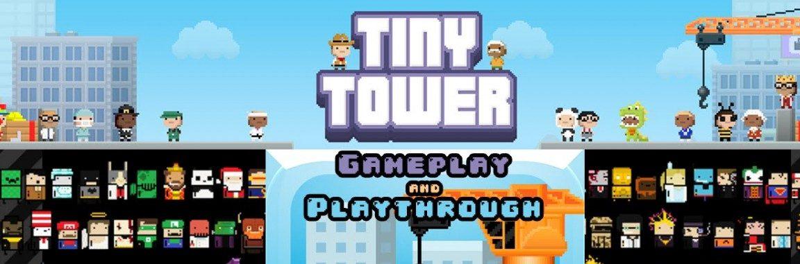 Zynga Releases Tiny Tower Clone, NimbleBit Strikes Back