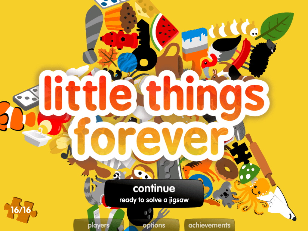 Little Things Forever iPad Review