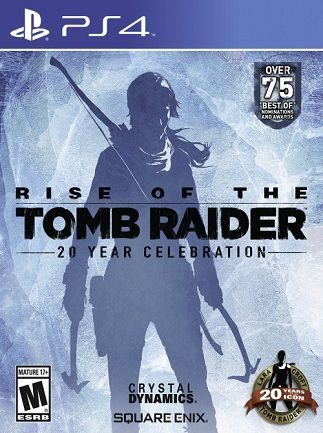 Rise of the Tomb Raider Celebration 20 Years